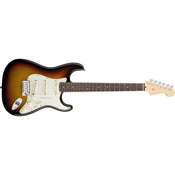 Fender American Deluxe Stratocaster SSS Electric Guitar - Rosewood