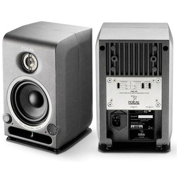 Focal CMS 40 Compact Studio Monitor - Pair