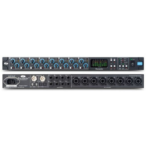 Focusrite OctoPre MkII Dynamic - Microphone Preamp with Compression