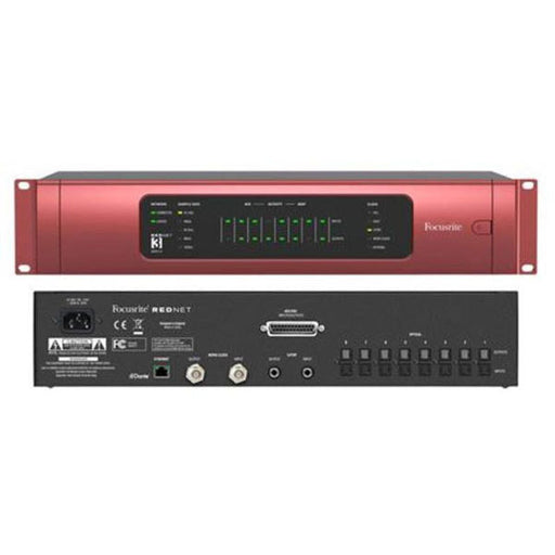 Focusrite RedNet 3 Audio Interface