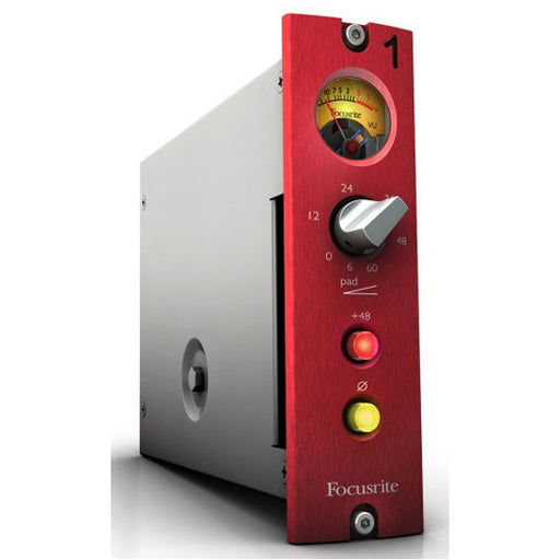 Focusrite Red 1 500-Series Mic Preamp