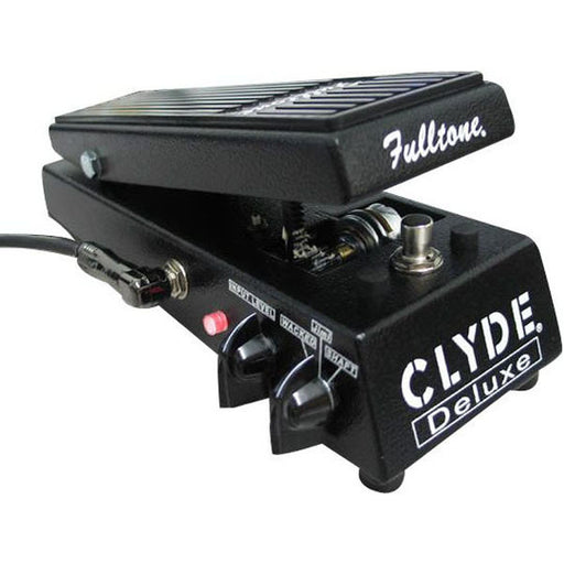 Fulltone Clyde Deluxe Wah Guitar Effects Pedal