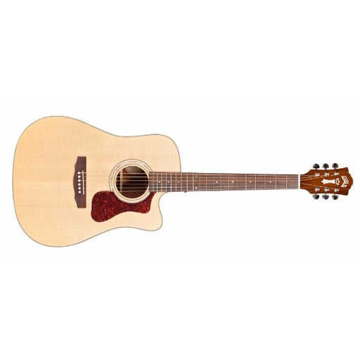Westerly Collection D-140CE Dreadnought Acoustic-Electric Guitar