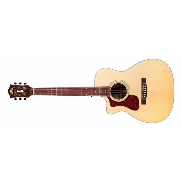 Guild Westerly Collection OM140LCE Left Handed Electro Acoustic Guitar