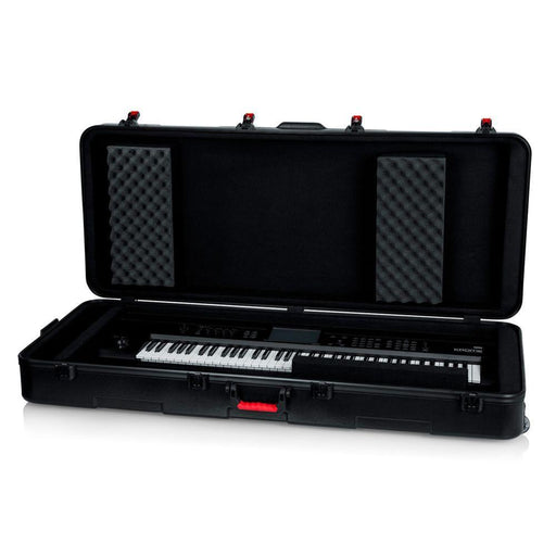 Gator GTSA-KEY76D Deep 76 Note Keyboard Case With Wheels
