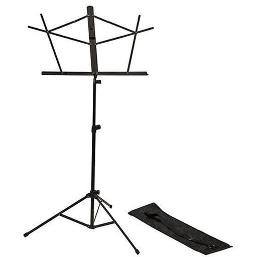 Gator Cases RI-MUSICSTD1 Folding Music Stand with Carry Bag
