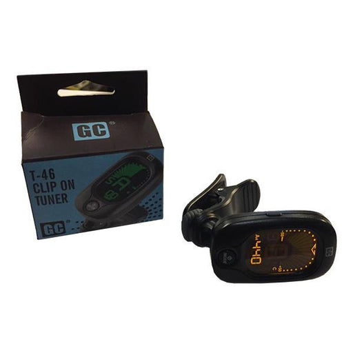 GC T-46 Clip On Tuner - Open Box