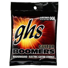 GHS GBUL Boomers Electric Guitar Strings, Ultra Light