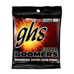 GHS GBXL Boomers Electric Guitar Strings, Extra Light