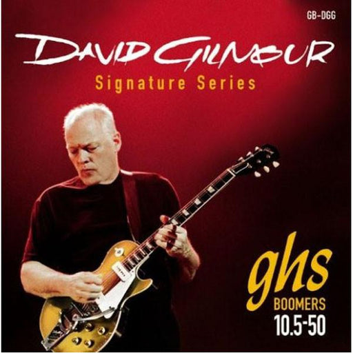 GHS Strings David Gilmour Signature Electric Guitar Strings - GB-DGG - Want It Now!