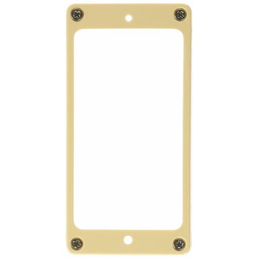 Gibson Accessories Pickup Mounting Ring - 1/8inch Neck - Creme