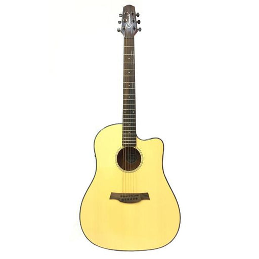 Granada GD-16CEQ Dreadnought Cutaway Acoustic Guitar With EQ - Natural