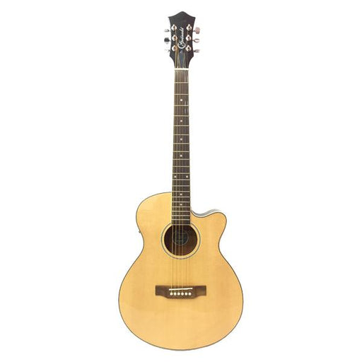 Granada GC-100CEQ Electro Acoustic Guitar - Natural