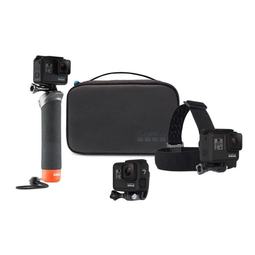 GoPro Hero Adventure Kit with Floating Handler, Case & Head Strap