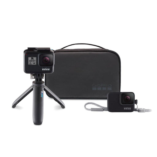 GoPro Hero Travel Kit with Extension Tripod and Case