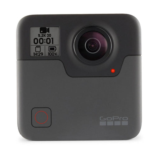 GoPro Fusion 18MP 360 Sporty Waterproof Digital VR Action Camera with 2 Year Warranty