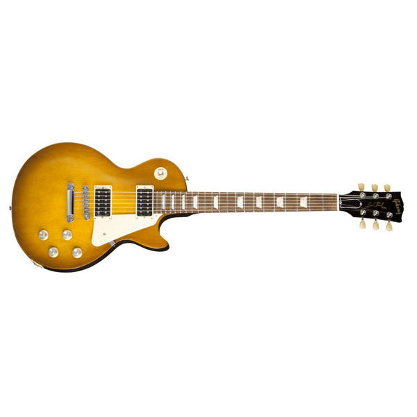 Gibson Les Paul Studio 50's Tribute Electric Guitar-Satin Honeyburst