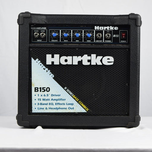 Hartke B150 15W Bass Combo Amplifier - Open Box B Stock