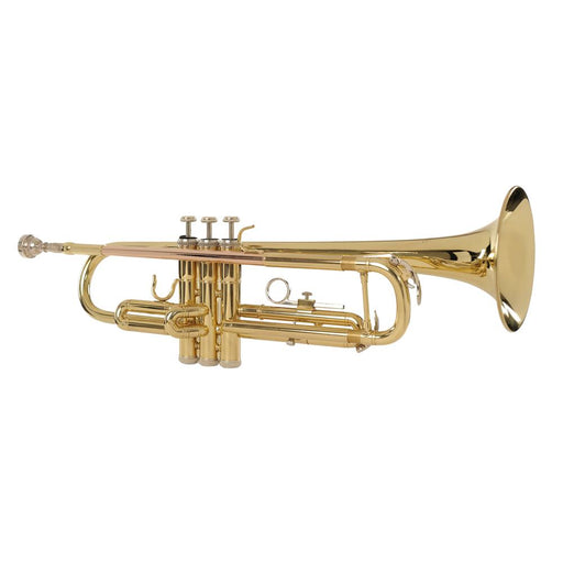 Havana M5210 Bb Trumpet - Gold Lacquer Finish