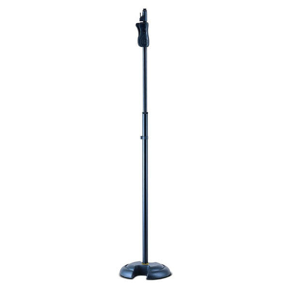 Hercules MS201B Straight Microphone Stand with Round Base