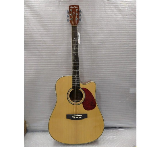 Harley Benton D-120CE Dreadnought Cutaway Electro Acoustic Guitar - Open Box B Stock