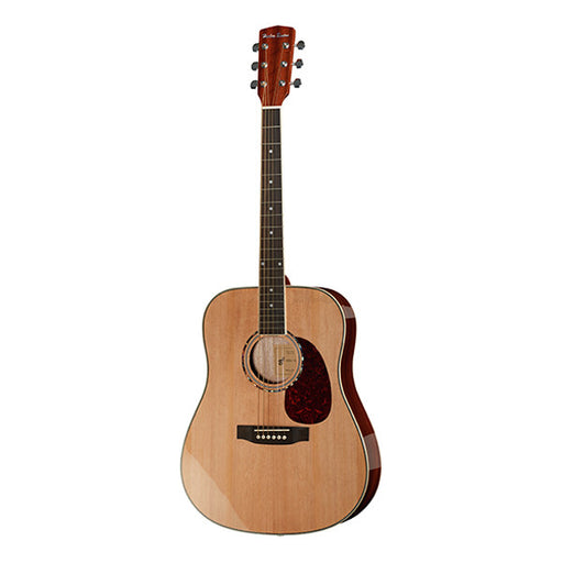 Harley Benton D-120 Dreadnought Acoustic Guitar - Natural High Gloss