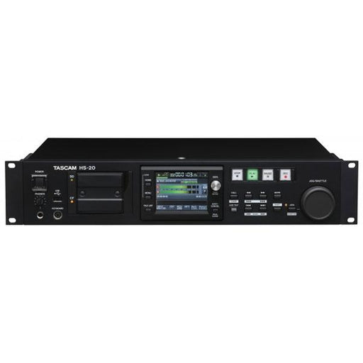 Tascam HS-20 2-Channel Network Recorder