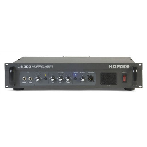 Hartke LH1000 1000 Watt Bass Amplifier Head