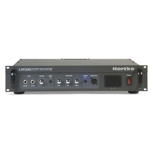 Hartke LH500 500 Watt Bass Amplifier Head