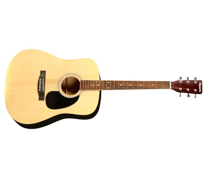 Havana AG-41 Acoustic Guitar - Jumbo Sized, Natural - Open Box