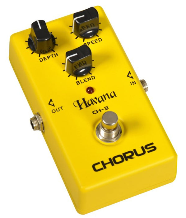 Havana CH 3 Chorus Pedals for Guitars
