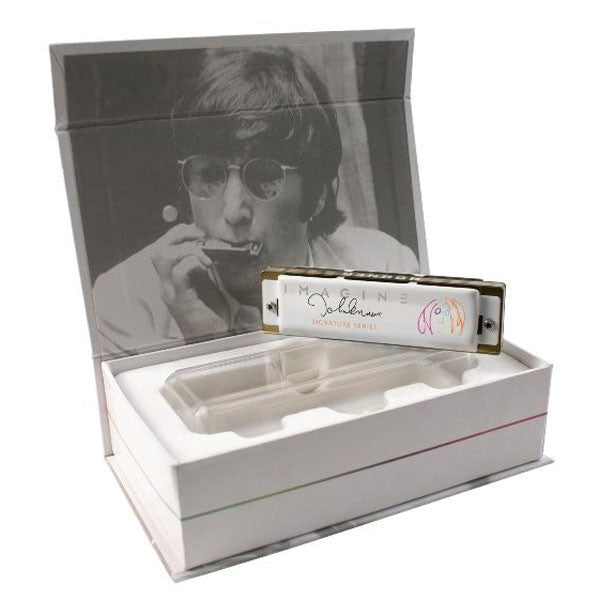 Hohner John Lennon Signature Series Harmonica - Want It Now!