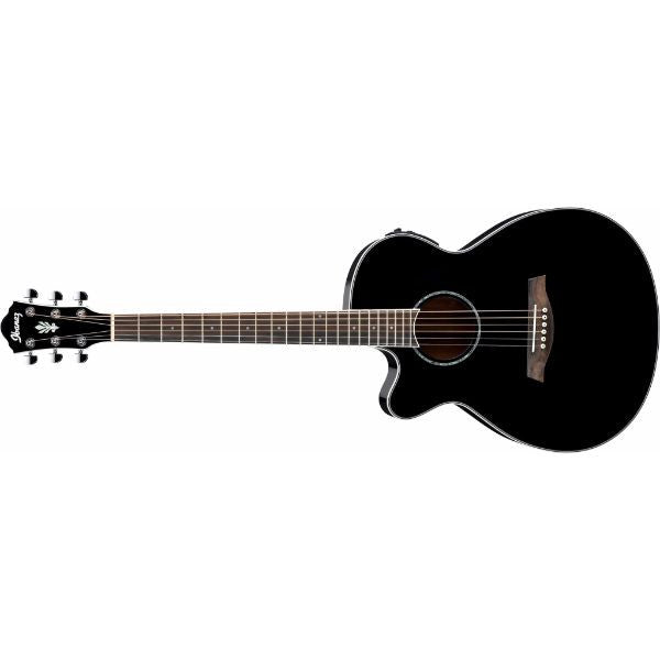 Ibanez AEG10LII Left-Handed Acoustic-Electric Guitar