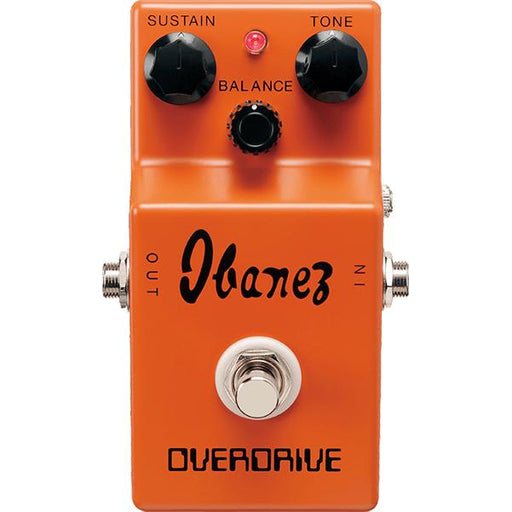 Ibanez OD850 Overdrive Limited Edition Guitar Effects Pedal