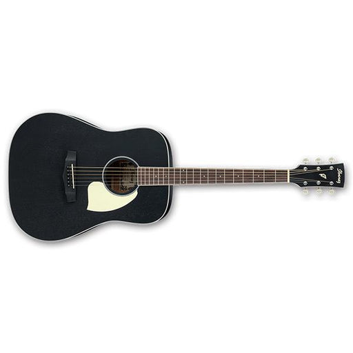 Ibanez PF14-WK Dreadnought Acoustic Guitar - Weathered Black Open Pore