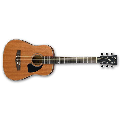 Ibanez PF2MH-OPN 3/4 Mini Dreadnought Acoustic Guitar - Open Pore Natural