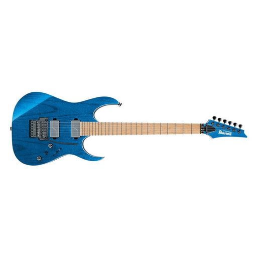 Ibanez RG5120M 6-String Electric Guitar - Maple Fretboard - Frozen Ocean
