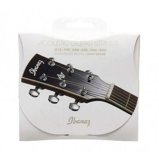 Ibanez IACS6C 6 String / Light Acoustic Strings