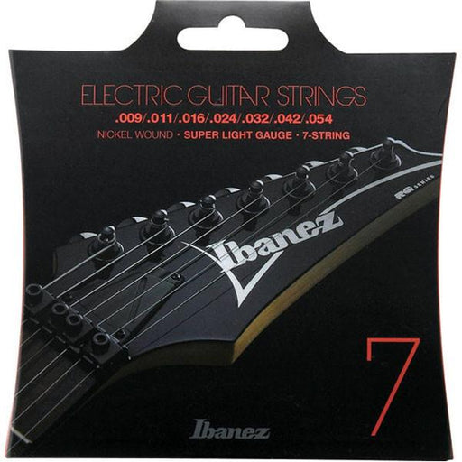 Ibanez IEGS7 Electric Guitar 7-String Set 9-54