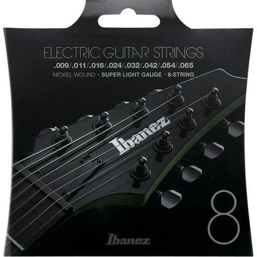 Ibanez Electric Guitar 8-String Set 9-65