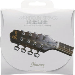 Ibanez Mandolin Strings 10-34