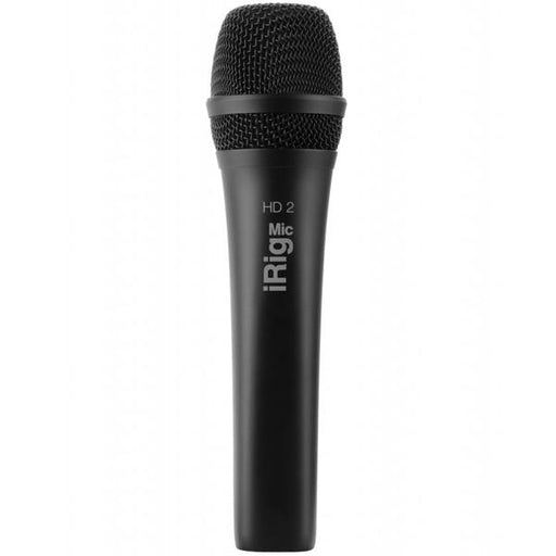 IK Multimedia iRig Mic HD 2 USB Microphone