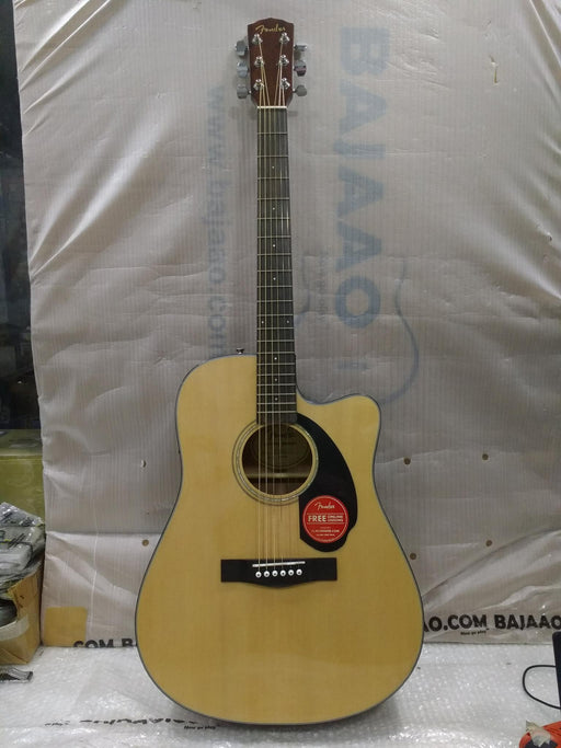 Fender CD-60SCE Electro-Acoustic Guitar - Open Box B Stock