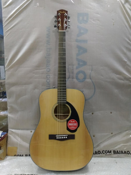 Fender CD-60S Natural Acoustic Guitar - Open Box B Stock-7