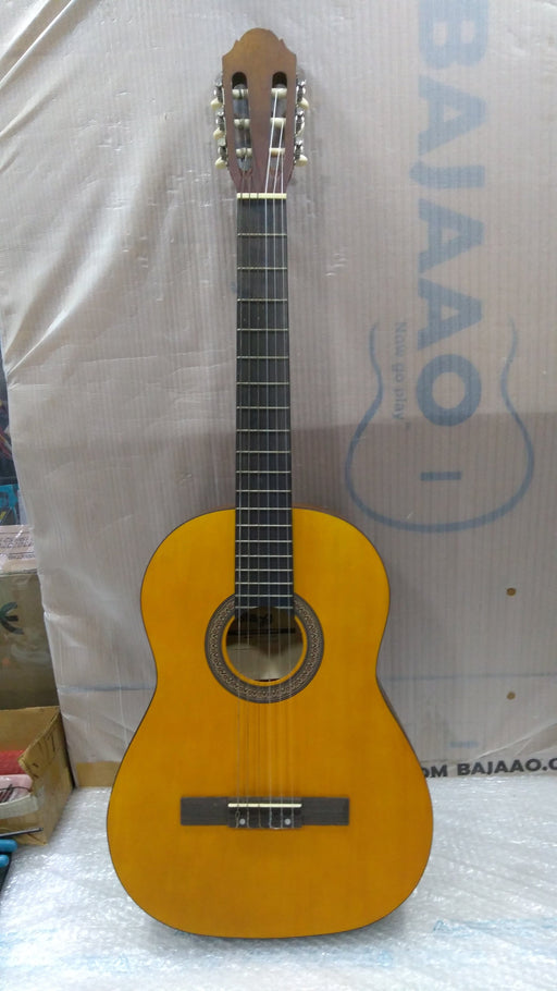 Stagg 4/4 Classical Guitar - Natural - Open Box B Stock
