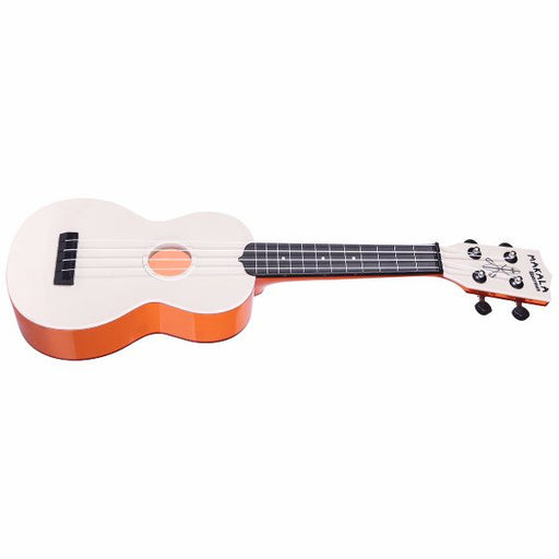Kala MK-SWT Makala Waterman Soprano Ukulele Translucent Orange - Open Box