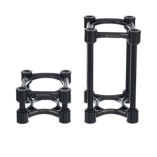 IsoAcoustics ISO-130 Adjustable Small Monitor Stand - Pair