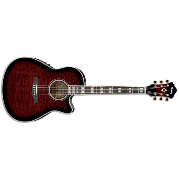 Ibanez AEF37E AE-Series Acoustic Electric Guitar