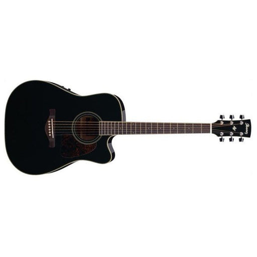 Ibanez AW70ECE Artwood Electro Acoustic Guitar-Black