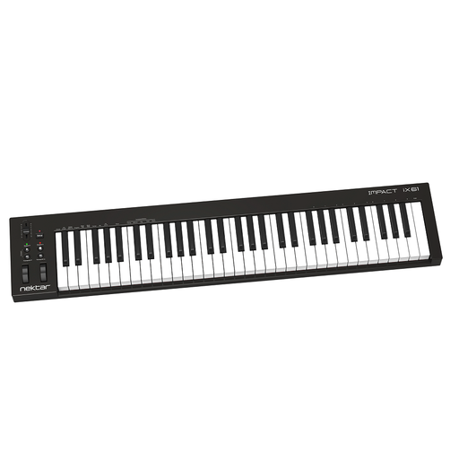 Nektar Impact IX61 61-key Midi Keyboard - Open Box